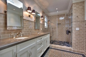 Walker Homes Bathroom